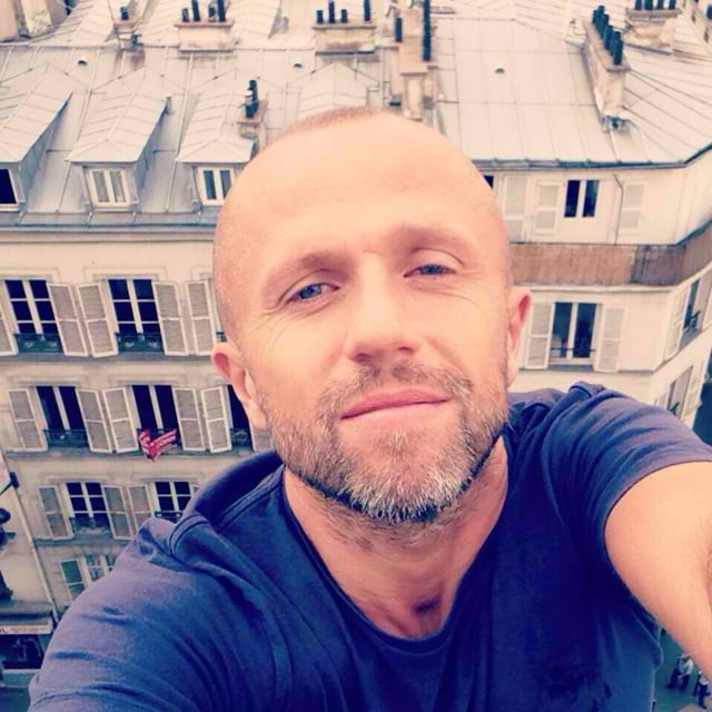 Fabrice from Paris