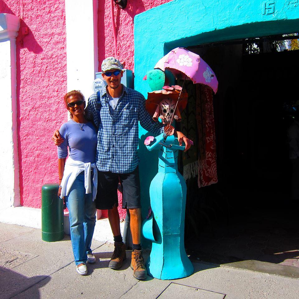 Shenaqua & AJ from La Paz