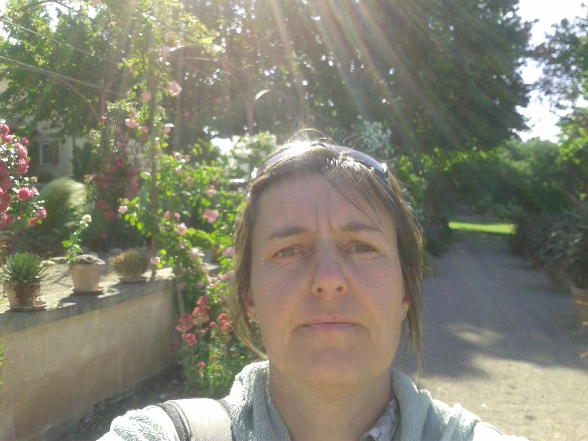 Corinne from Villeveyrac