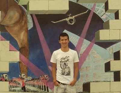 Alejandro from Bogota