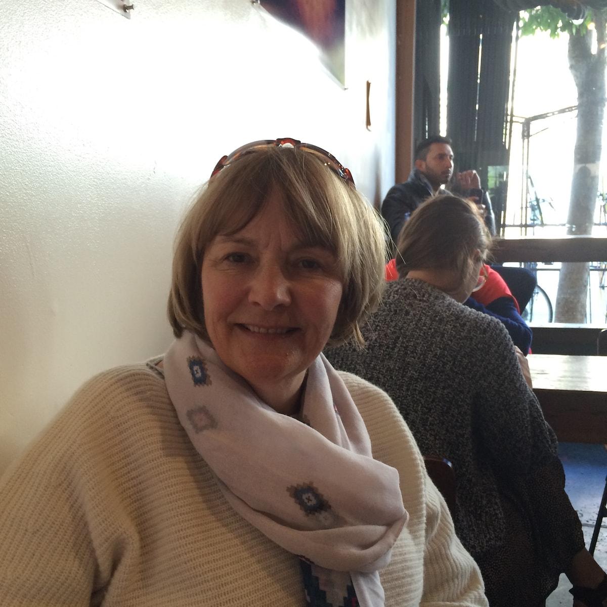 Mary Ellen From Malvern, PA
