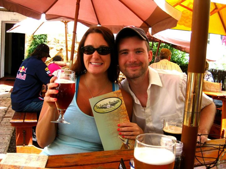 Marc And Elizabeth From Durban, South Africa