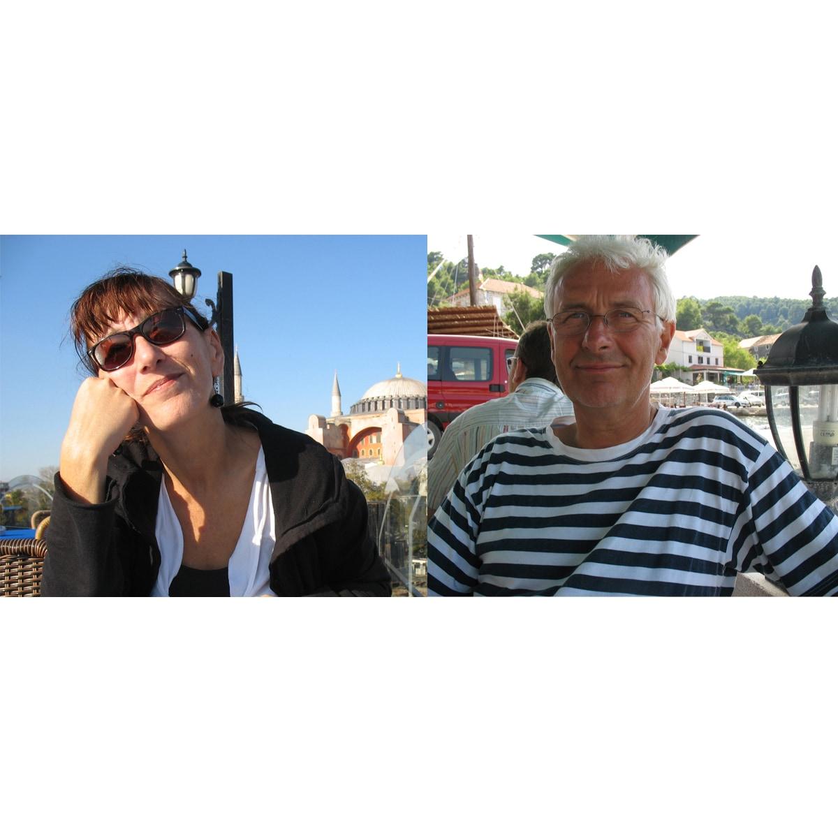 Marina And Jeroen From Belgrade, Serbia