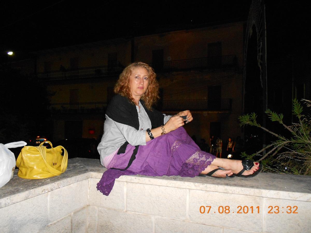Anna from Castelforte