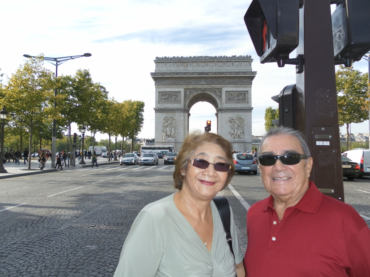Raul And Erna from Hackensack