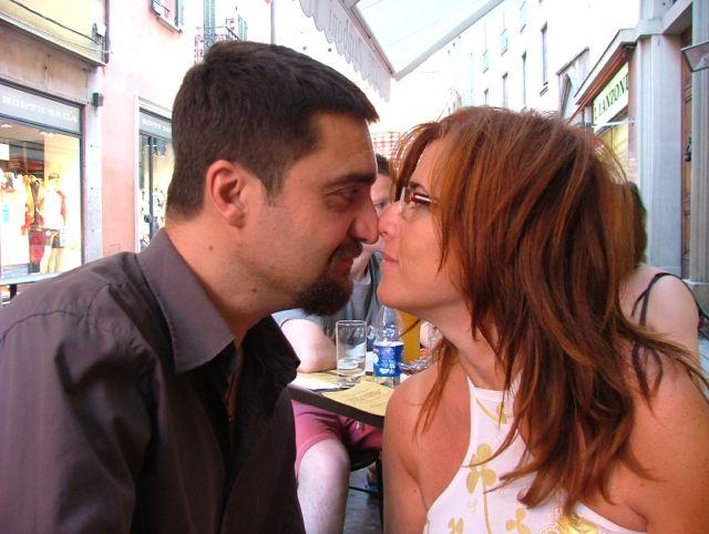 Maurizio & Stefania from Morrona