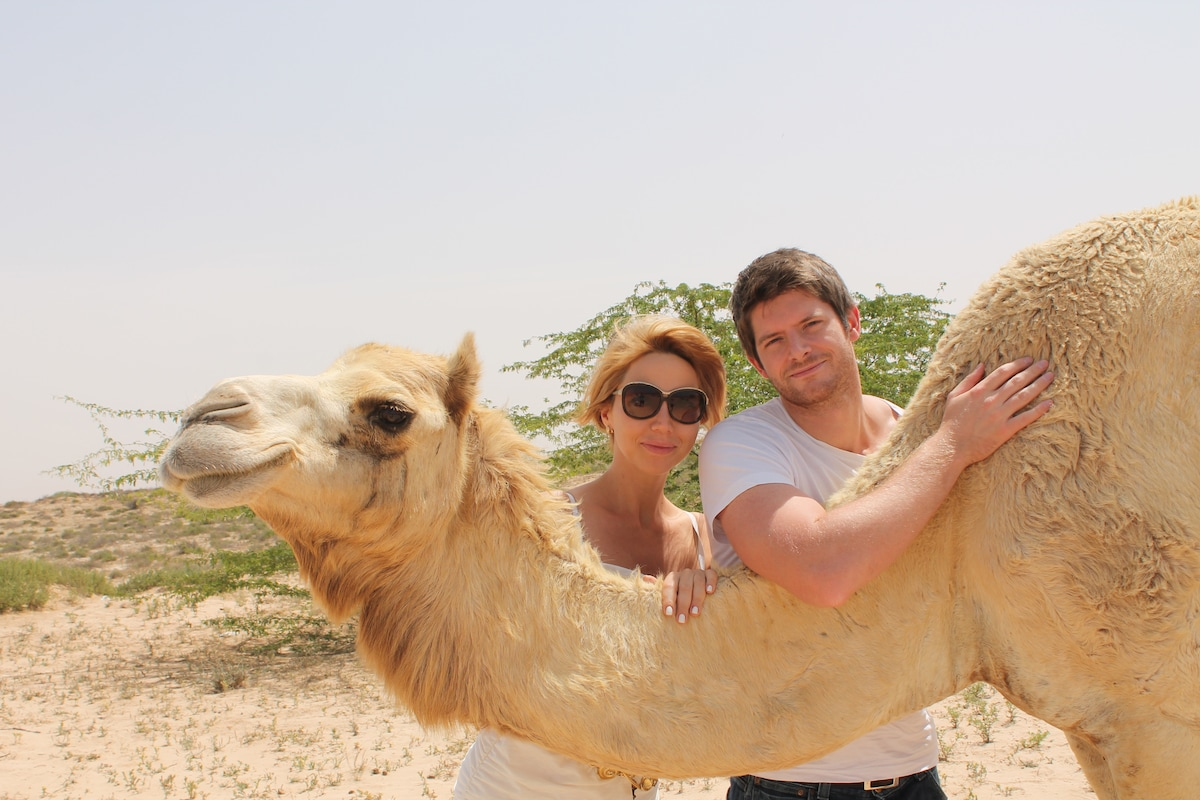 Zee And Mike From Dubai, United Arab Emirates