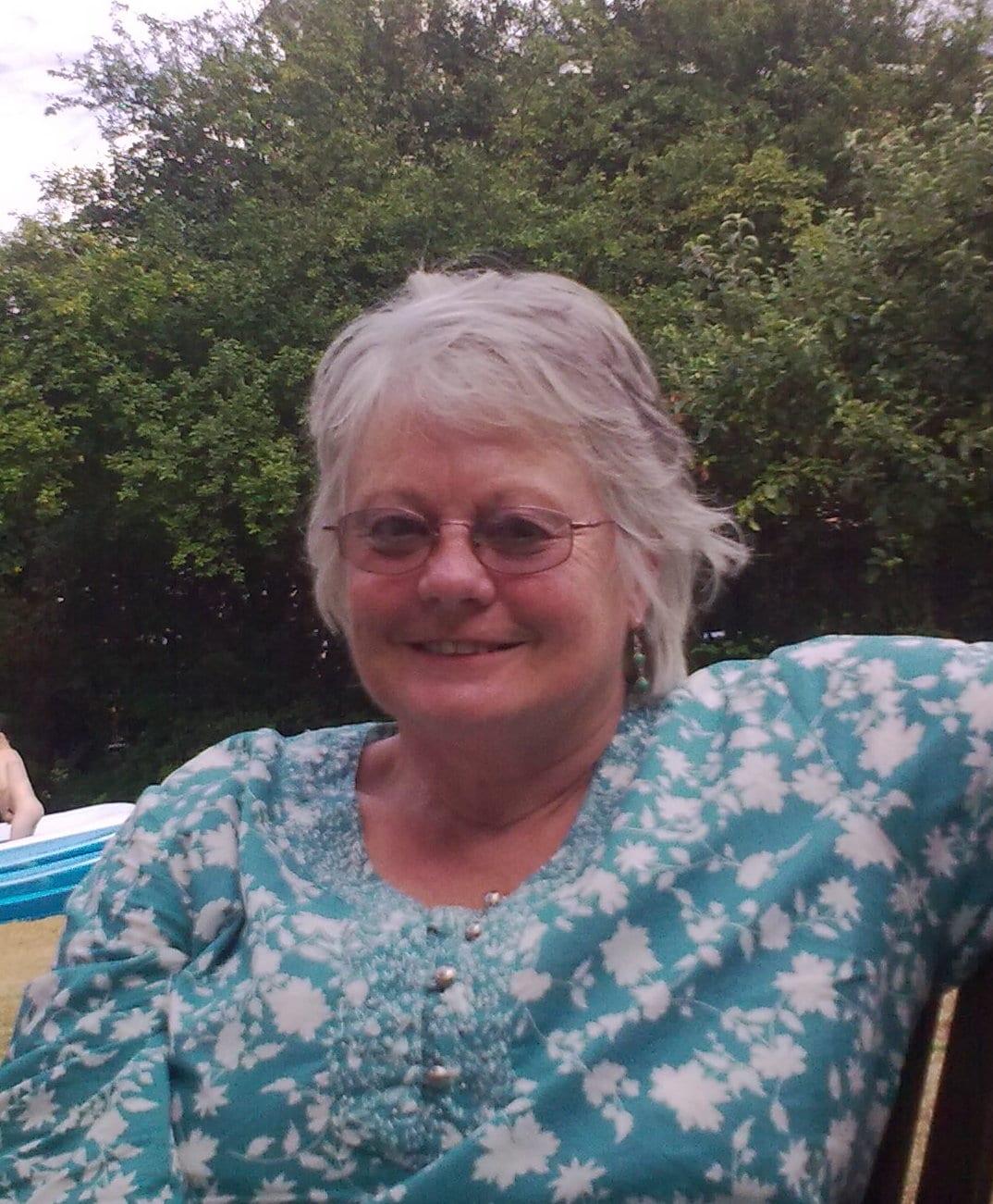 Tina from Welwyn Garden City
