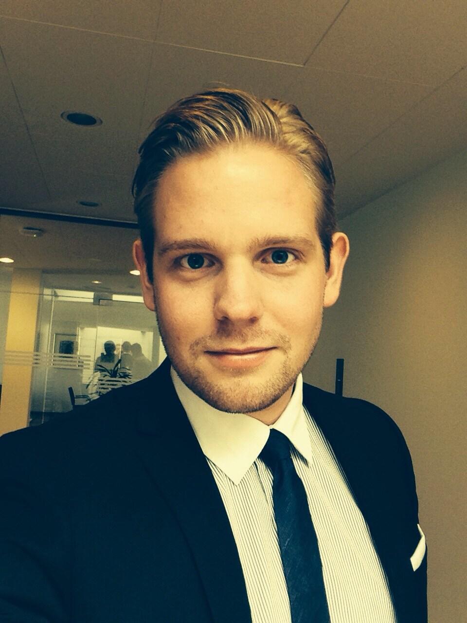 Magnus From Copenhagen, Denmark