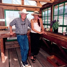 Liz & Bruce from Nicasio