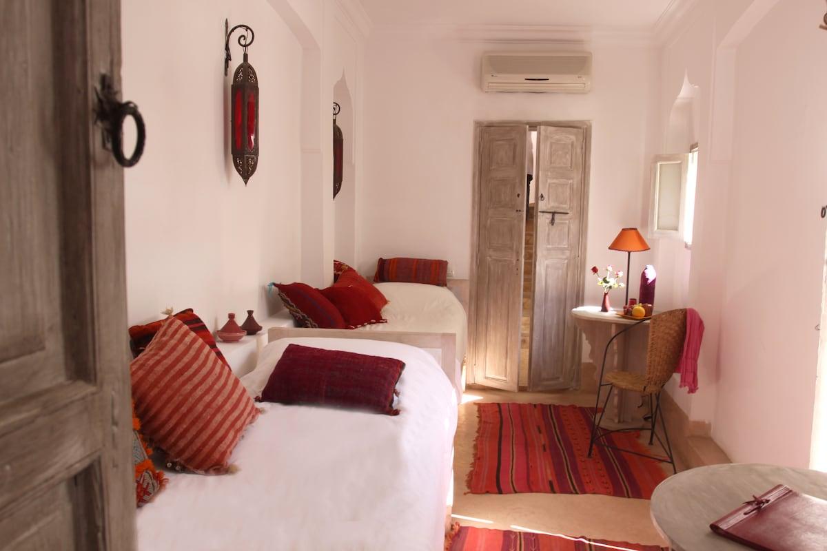 Beautiful Colourful Touem Room