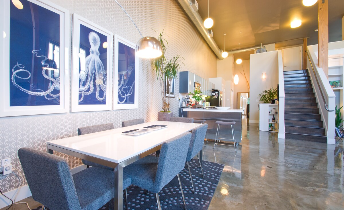 Marina Del Rey Private Luxury Loft