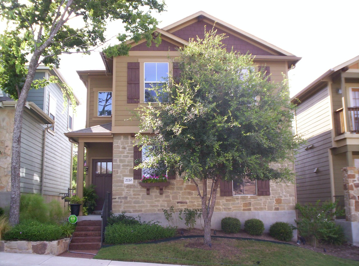 3BR House avail for F1 in Austin,TX