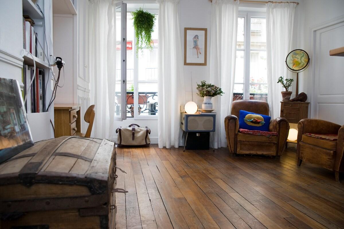 CHARMING apartment HEART of PARIS