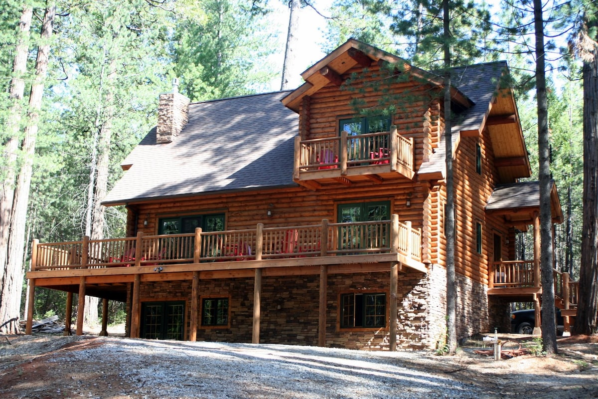 Welcome to Gold Creek Cabin!