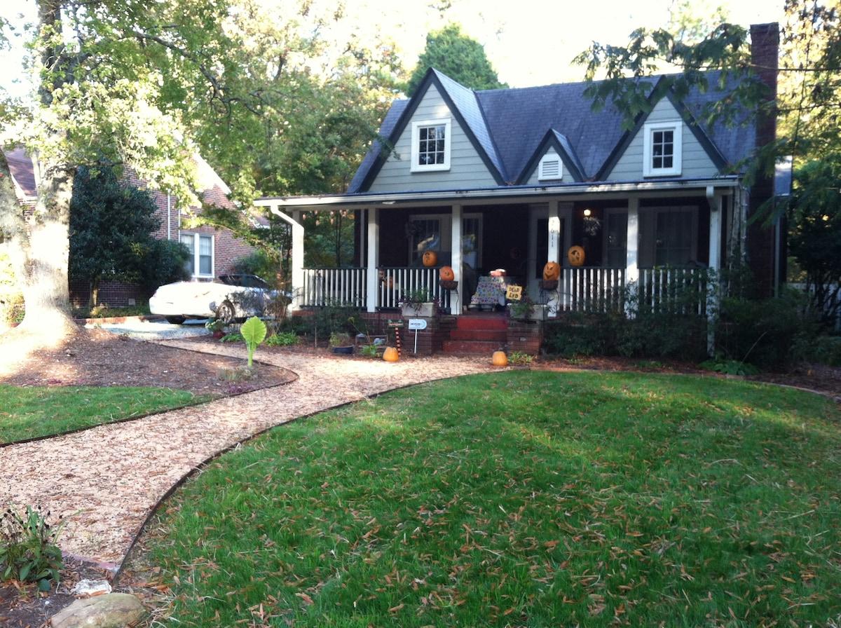 Charming Home near Duke University