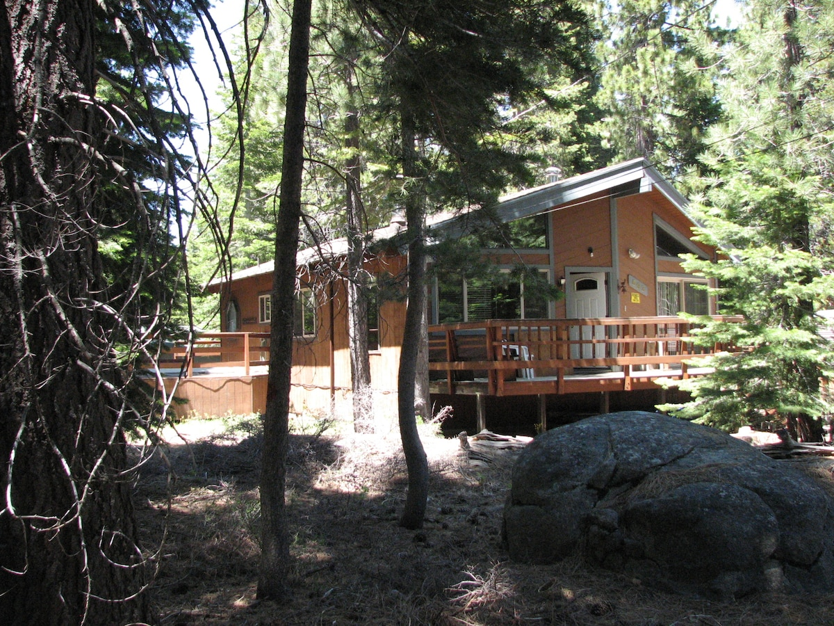 Honey Bear Cabin - South Lake Tahoe