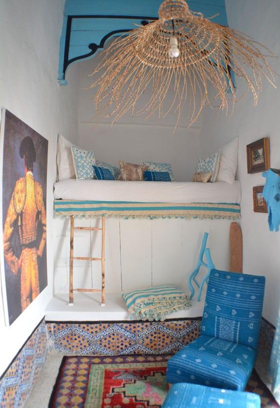 Chambres dans palais m dina tunis tunis for Chambre bleue tunis