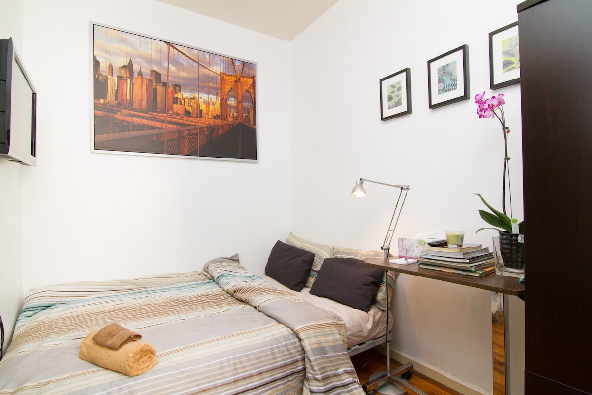 Very clean room available in NY