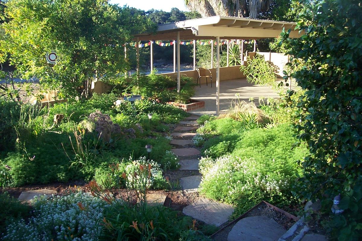 CASA NOVA Garden  private room/bath