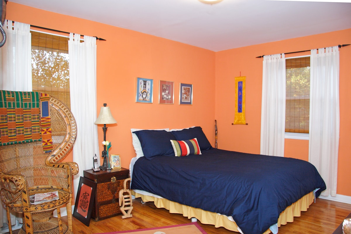 Beautiful Bedroom in Glenside, PA