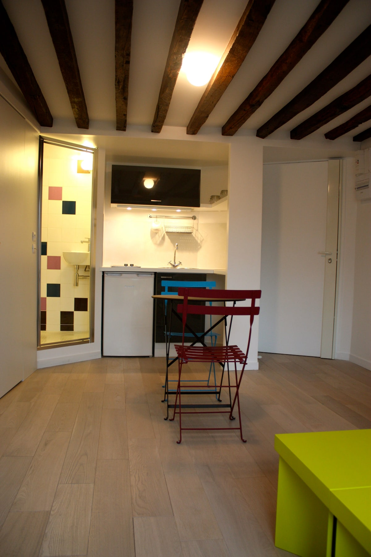 StudioBrady at the heart of Paris
