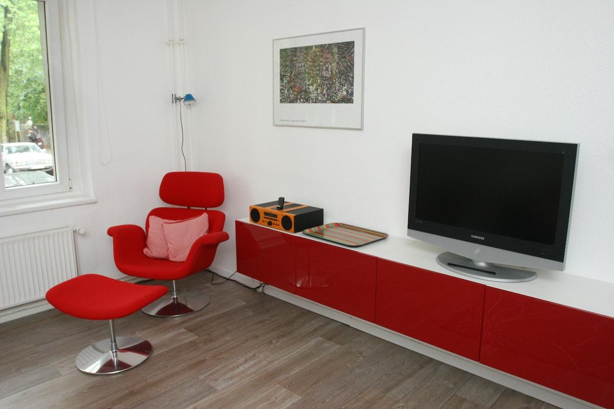 Wonderful Mitte design apartment