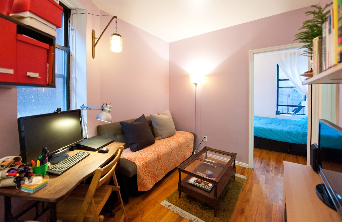 Charming Apartment in Hells Kitchen
