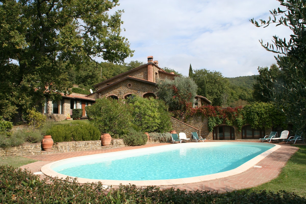 A charming Tuscan retreat in Arezzo
