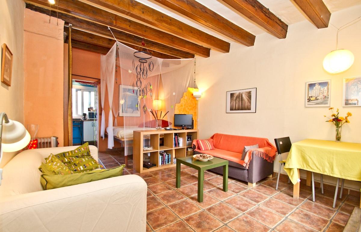 Apartment in Barcelona near beaches