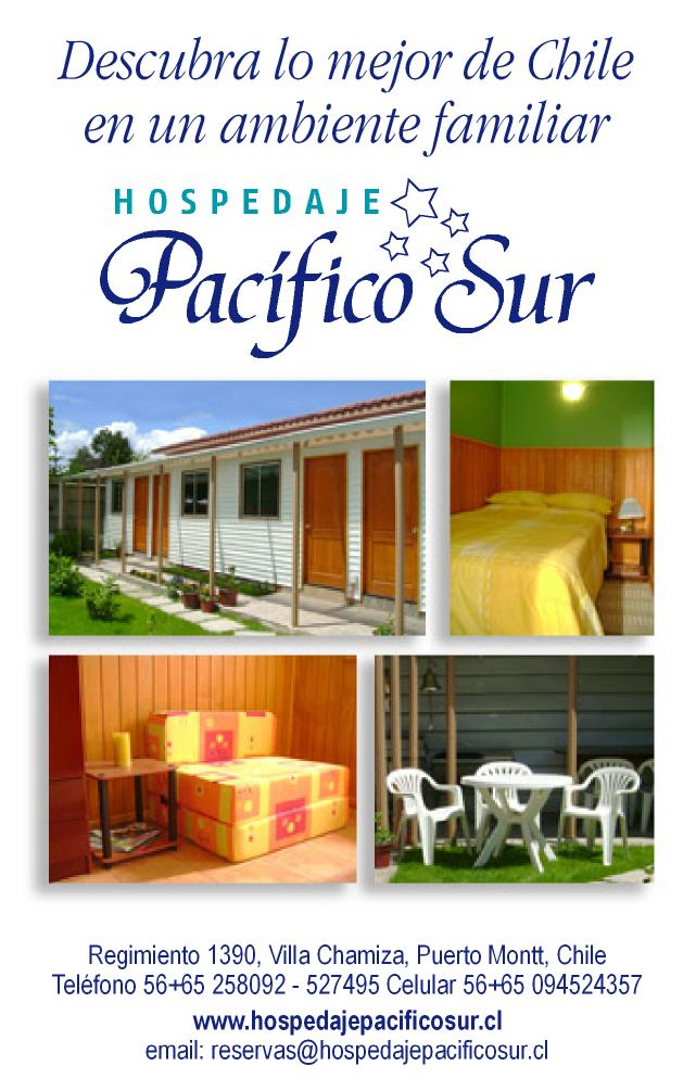 Puerto Montt  furnished Department