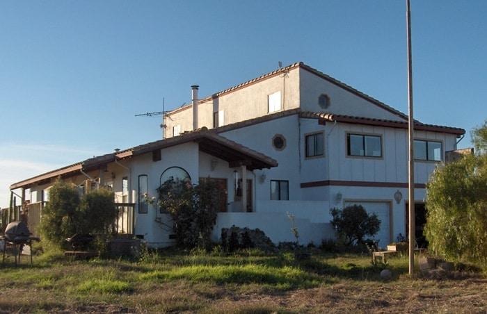 Welcome to Peace Temple New Age California Coastal Villa