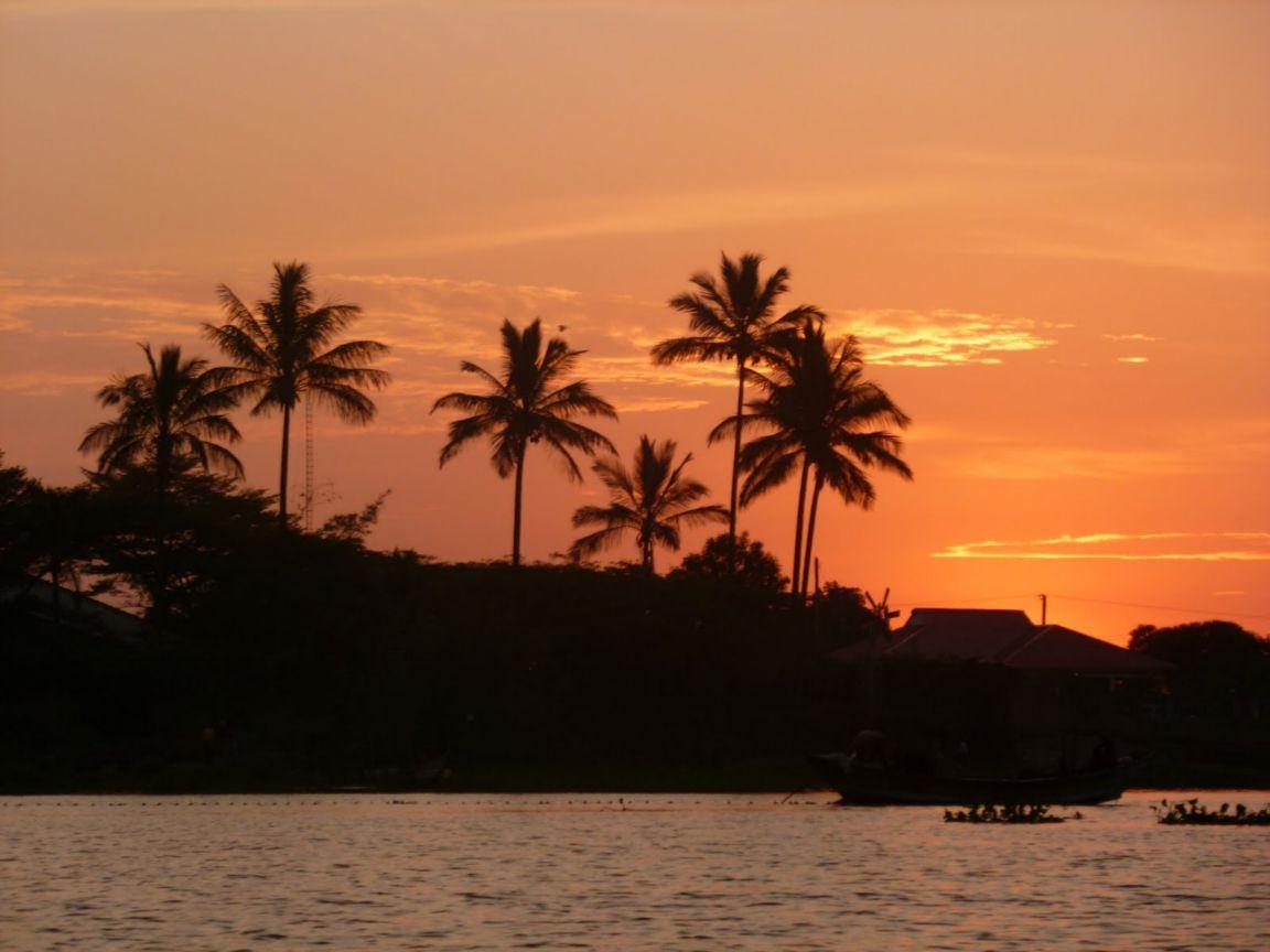 Welcome to Kisumu and Lake Victoria.