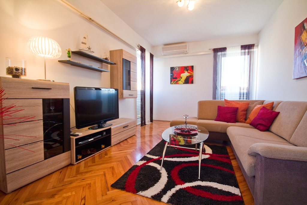 Apartment Donat-in center of Zadar!