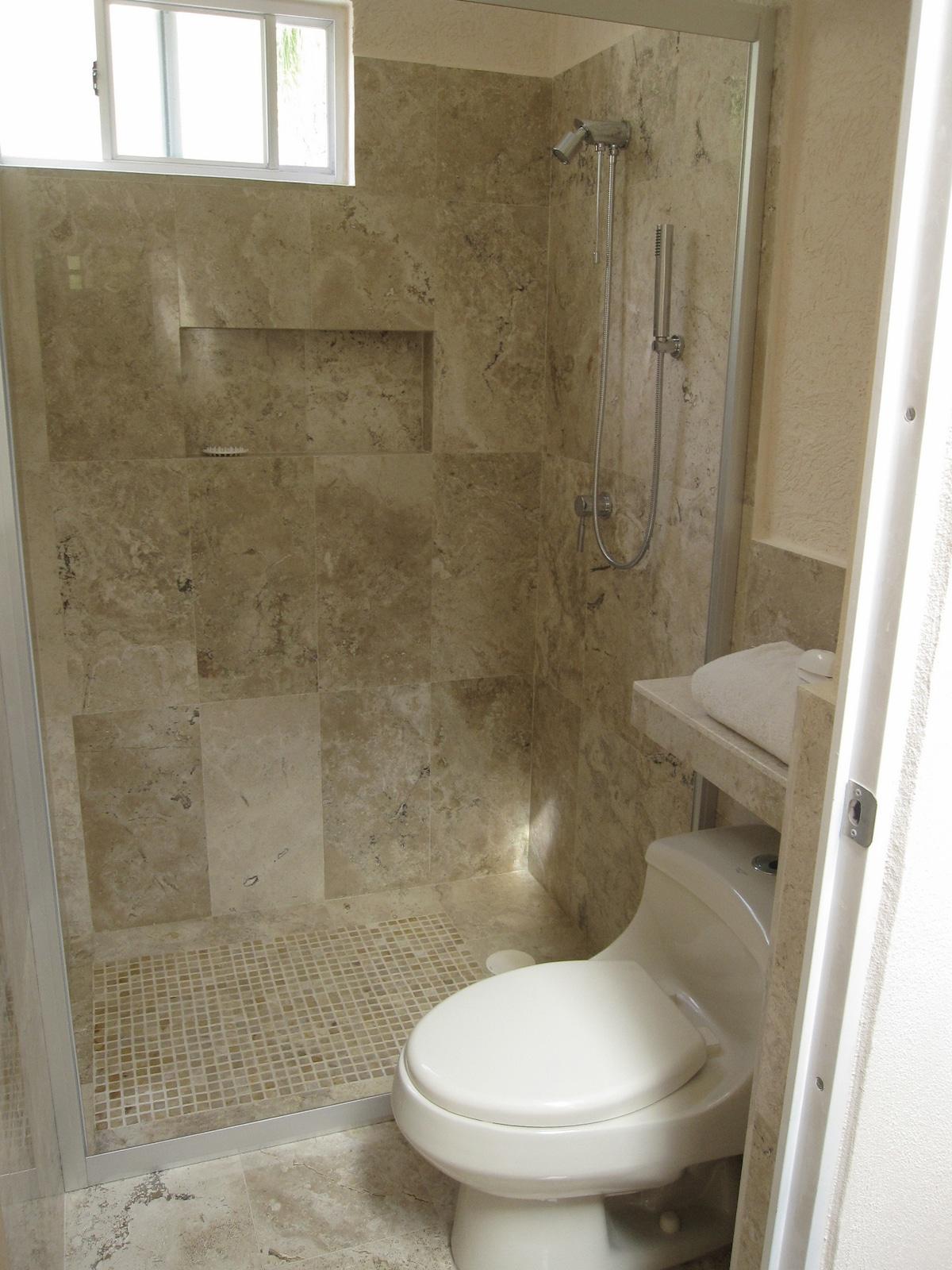 Master Bedroom's own bath