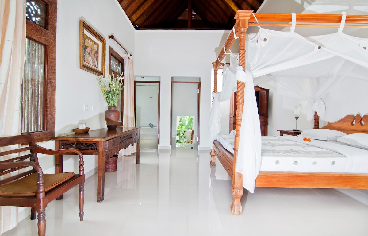 New Balinese Cottage