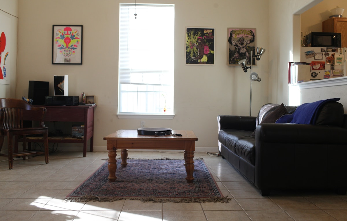 A room in the heart of East Austin!