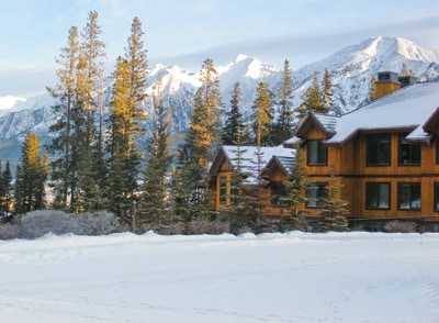 Canmore-Banff Resort Studio Condo 3