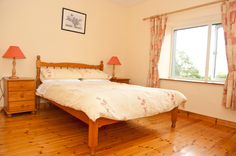 Double room in The Old Farmhouse