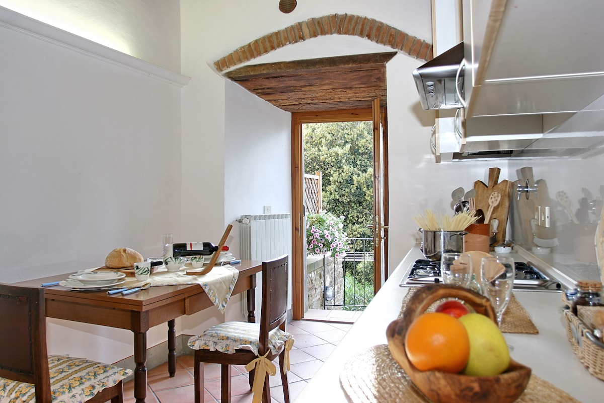 Apartment in the heart of Chianti
