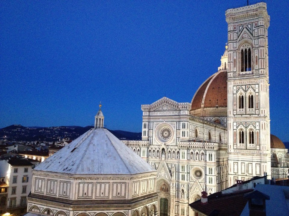 STUDIO WITH UNIC VIEW OF FLORENCE
