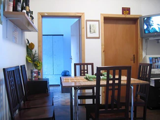 Internet Hostel Sofia Single Room