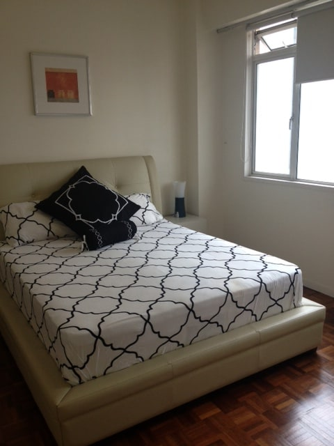 Super Luxurious Mattress on a Cosy Bed in the Master Bedroom