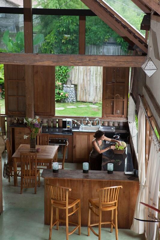 Rustic Peace - Villa in Ubud