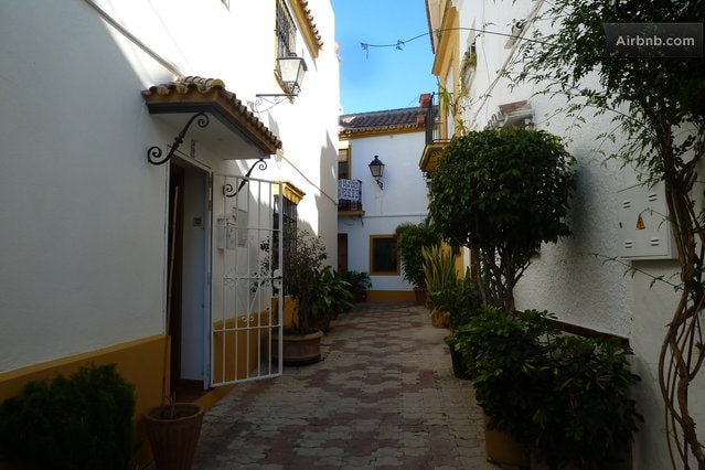 Andalusian house MARBELLA OLD TOWN