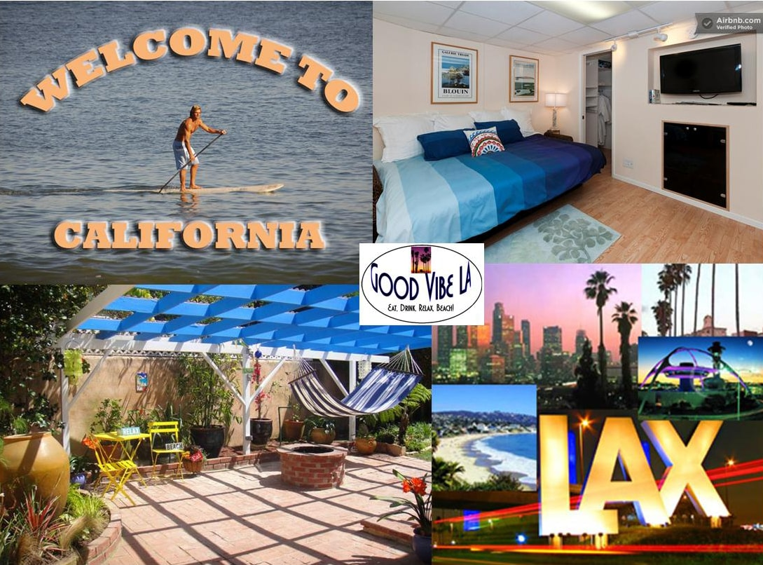 We Love Sharing LA With Our airbnb Guests!