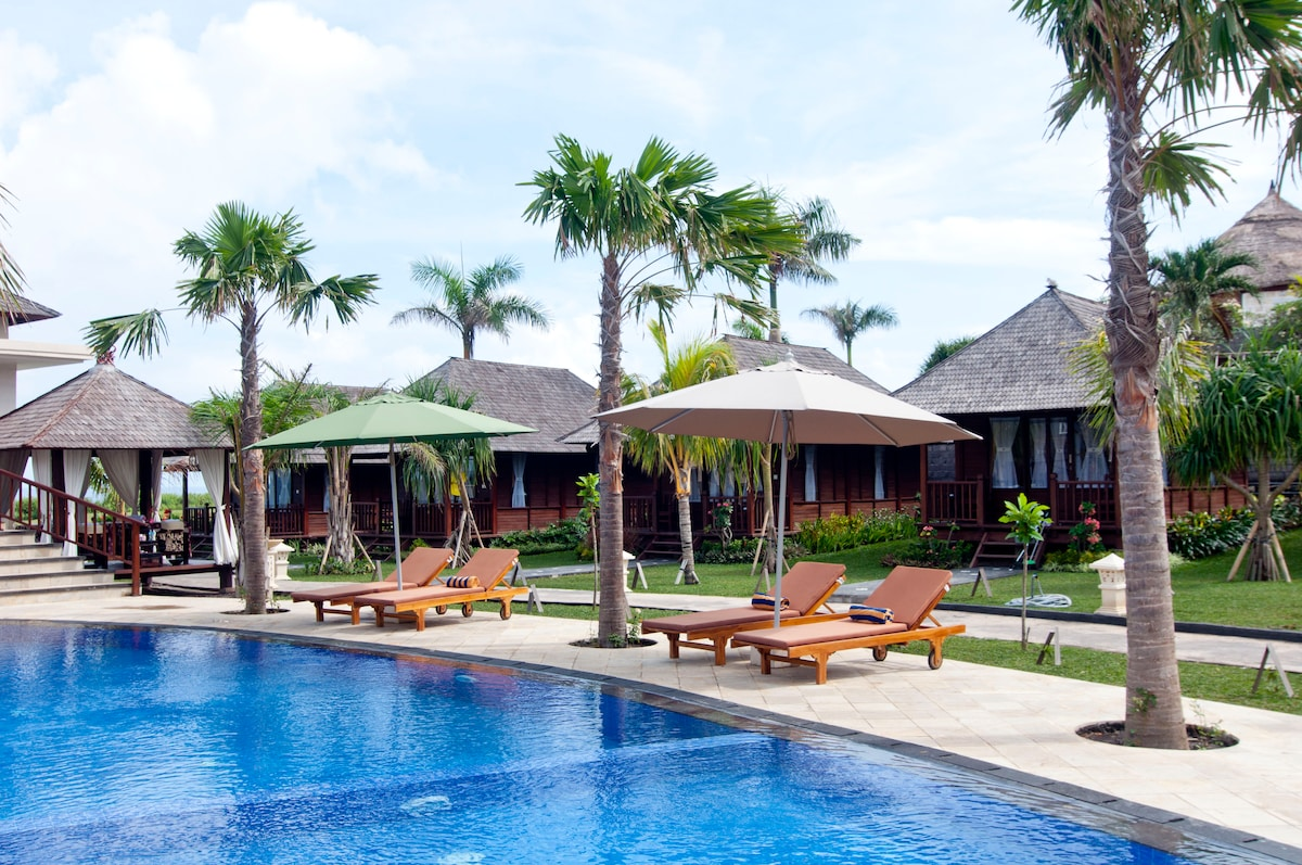 LUXURY BUNGALOWS Balangan beach #1