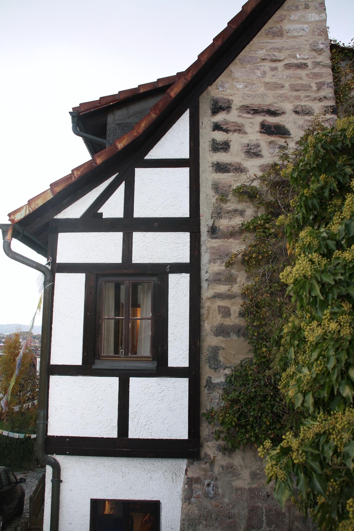 Mitten in der Kulmbacher Altstadt