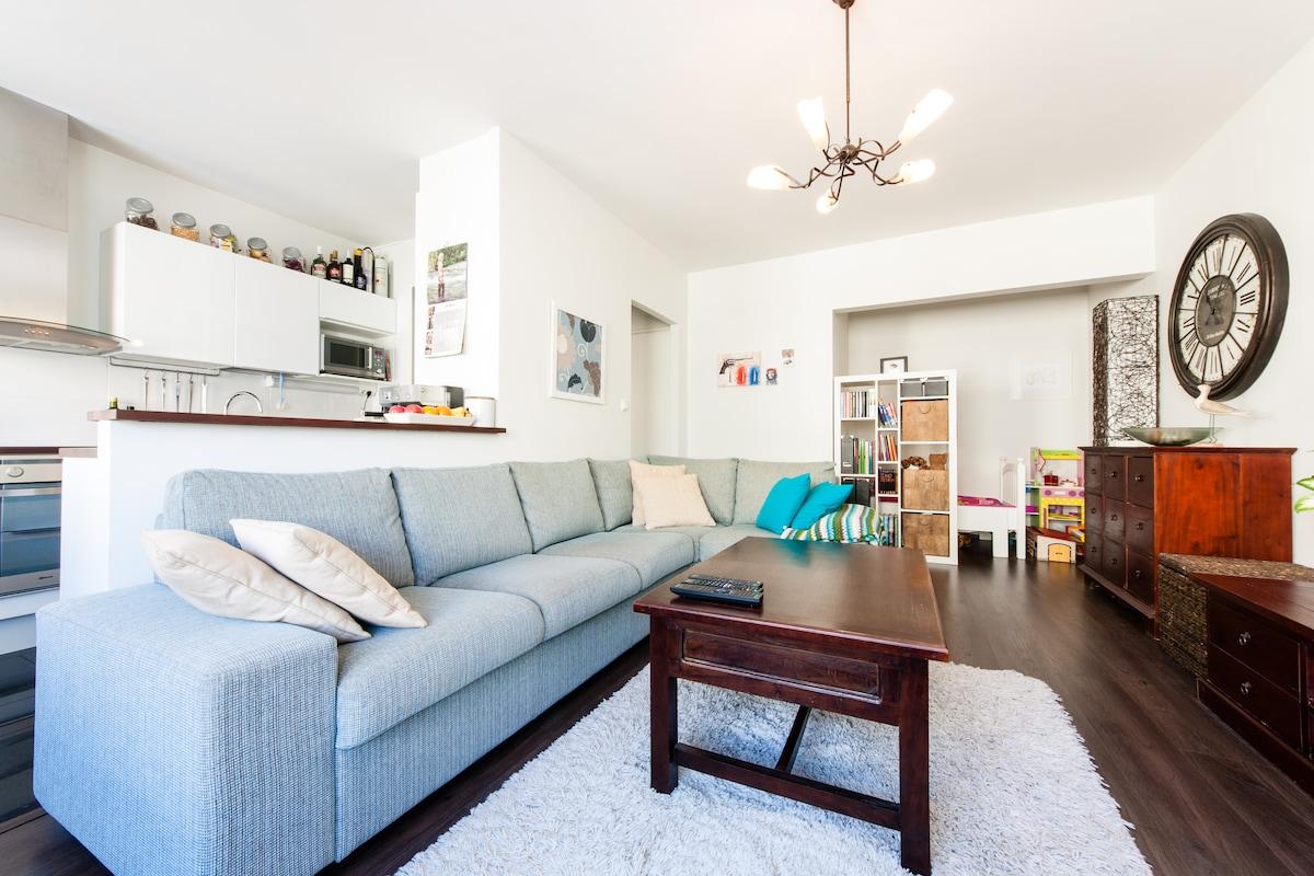 Renovated & stylish city apartment!