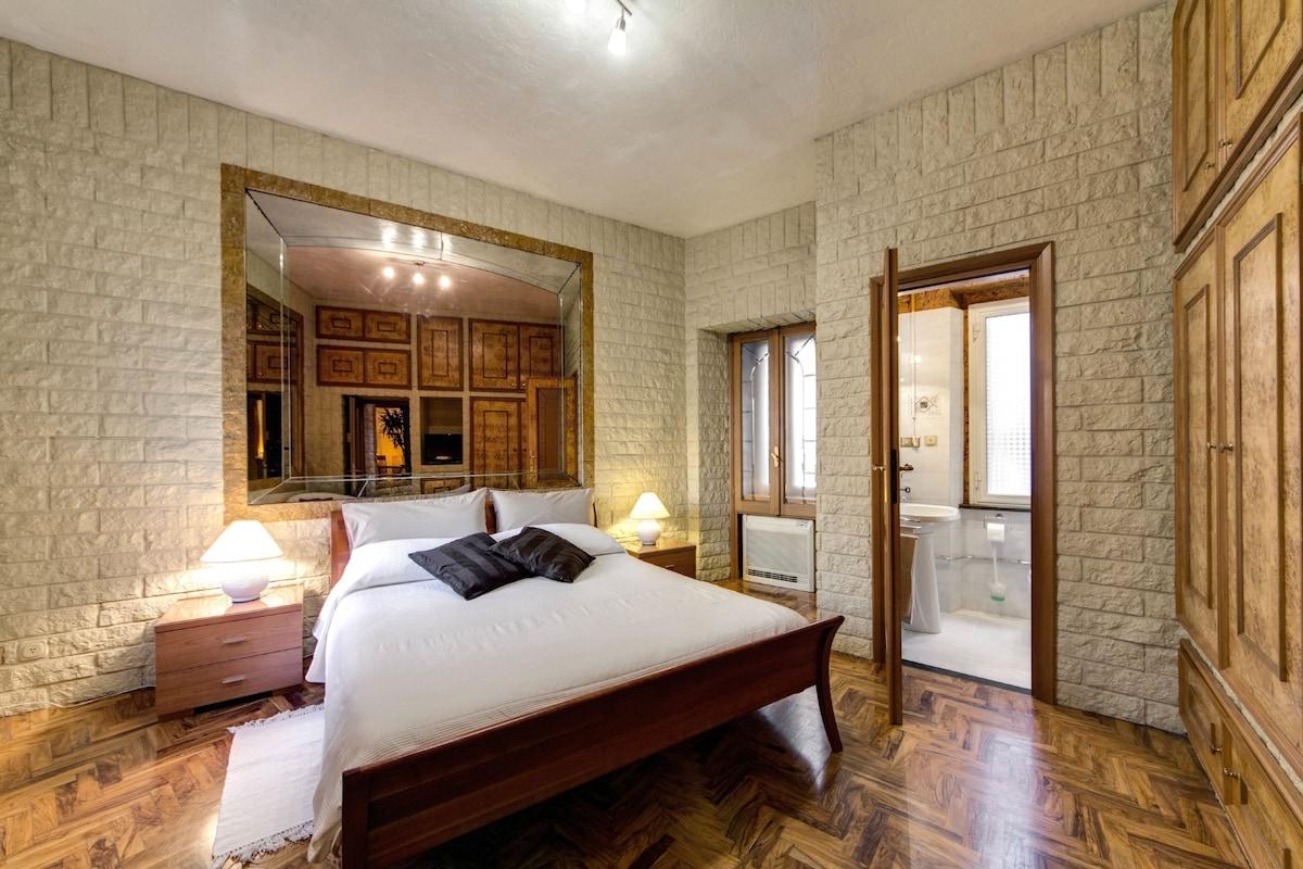 Master Room + Closet+security box+air conditioning
